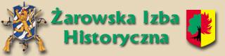 Strona Żarowskiej Izby Historycznej